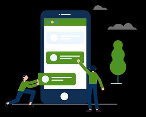 Solution compatible avec les applications mobiles