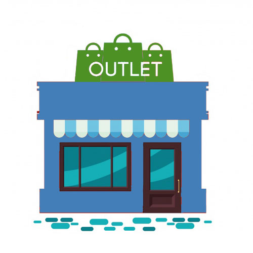 Retail-outlet