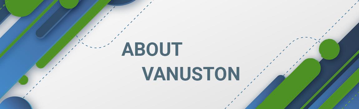 vanuston about